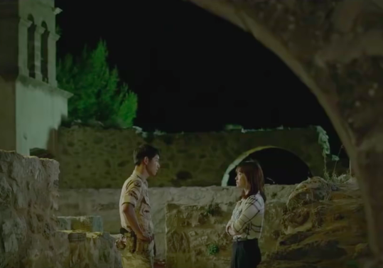 "Song Joong Ki and Song Hye Kyo Showcase Blossoming Romance in New Teaser for ""The Descendants of the Sun"""