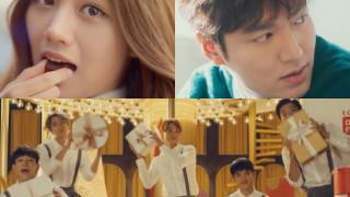 Hyeri Lee Min Ho EXO