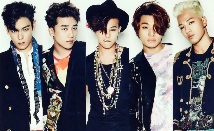 USA Today Spotlights BIGBANG After TIME 100 Poll Results