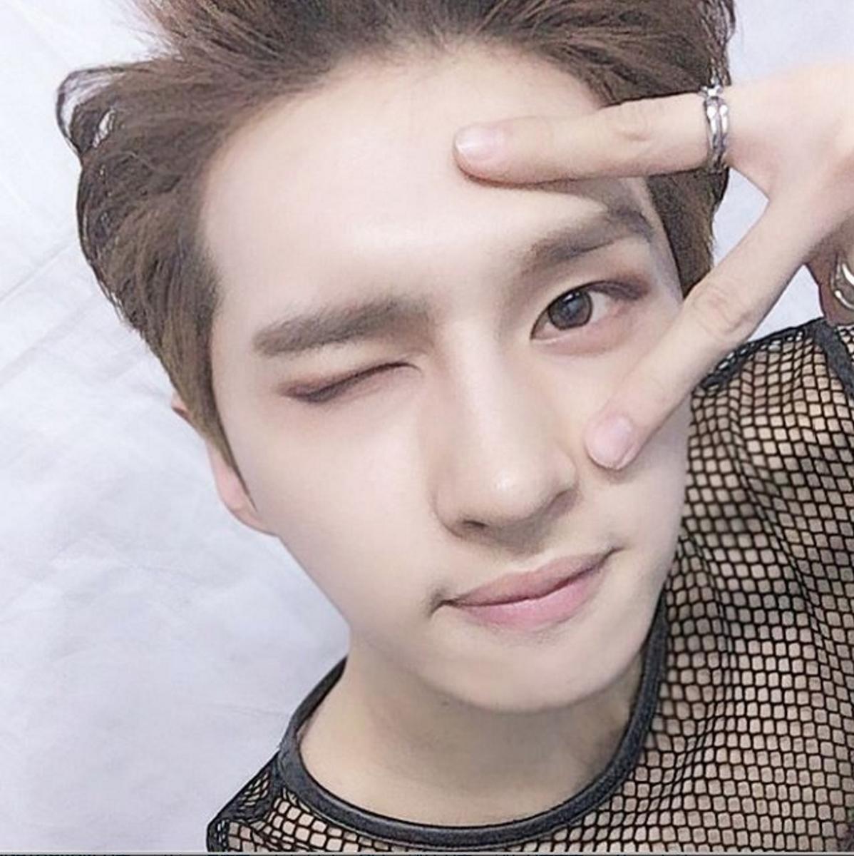 VIXX's Ken Joins Instagram