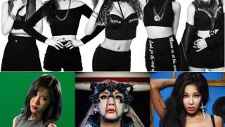 4minute, Yezi, CL, Jessi