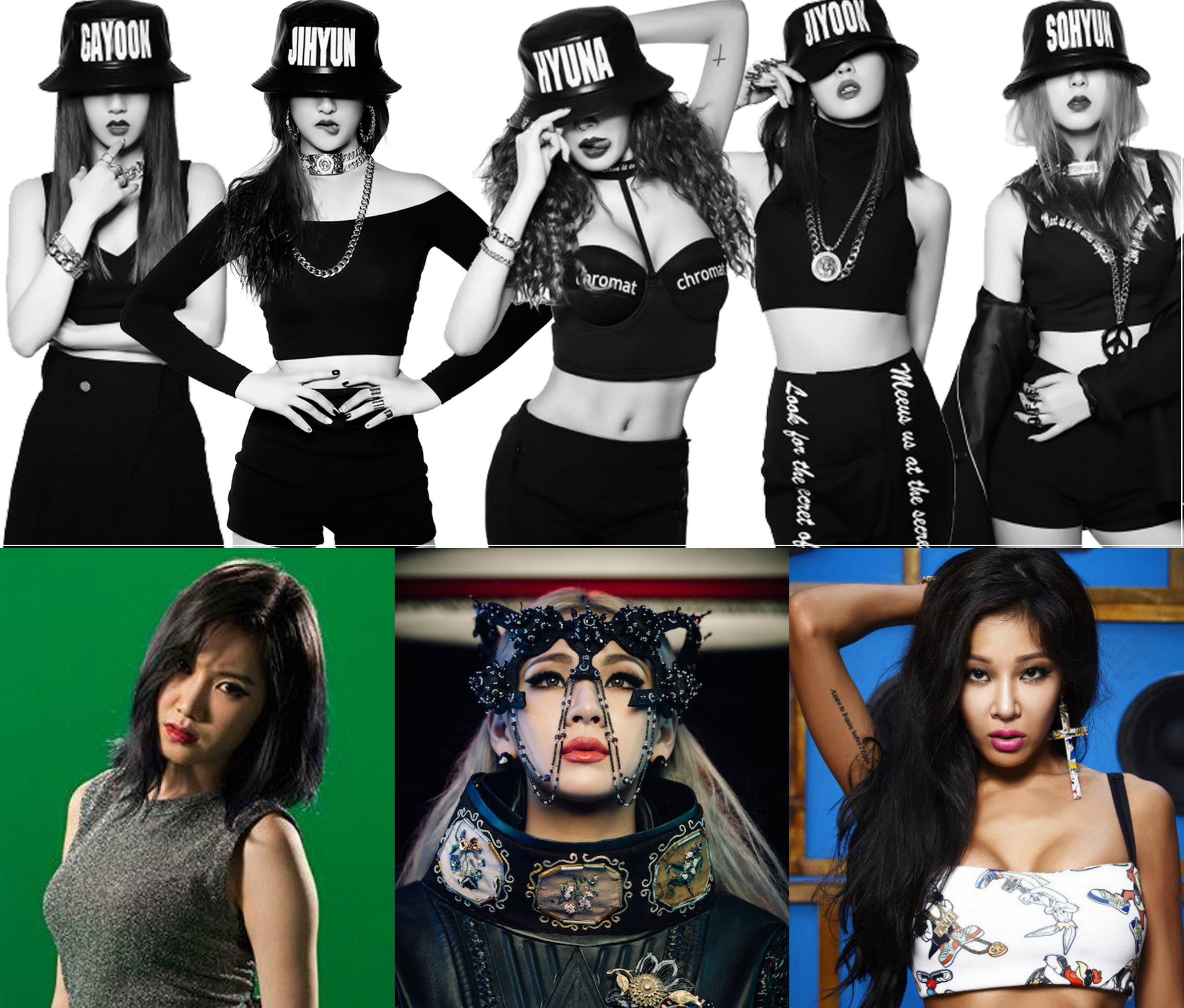 10 Fierce Female Anthems From 2015
