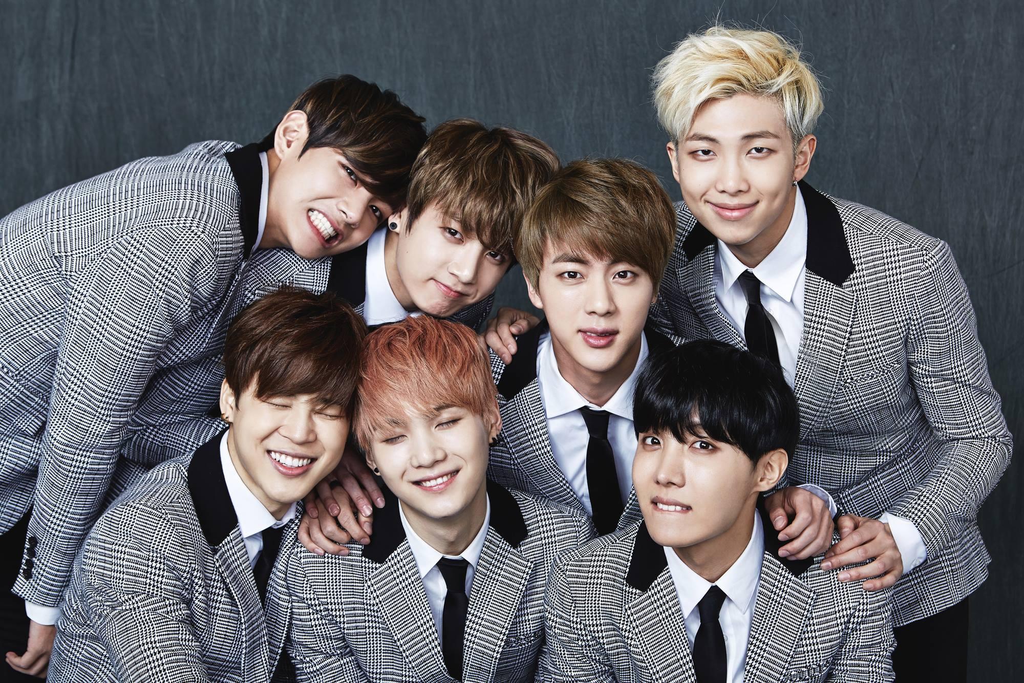 BigHit Updates BTS Fans on Group's Health After Return to Korea