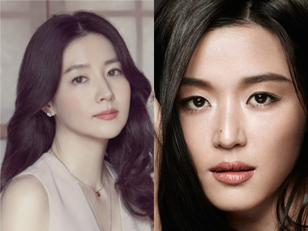 Lee Young Ae Jun Ji Hyun