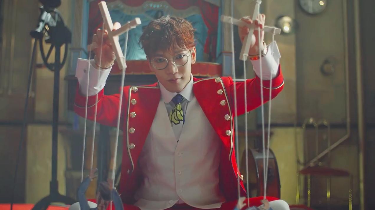 "2PM's Jun.K Drops Korean ""Love Letter"" MV"