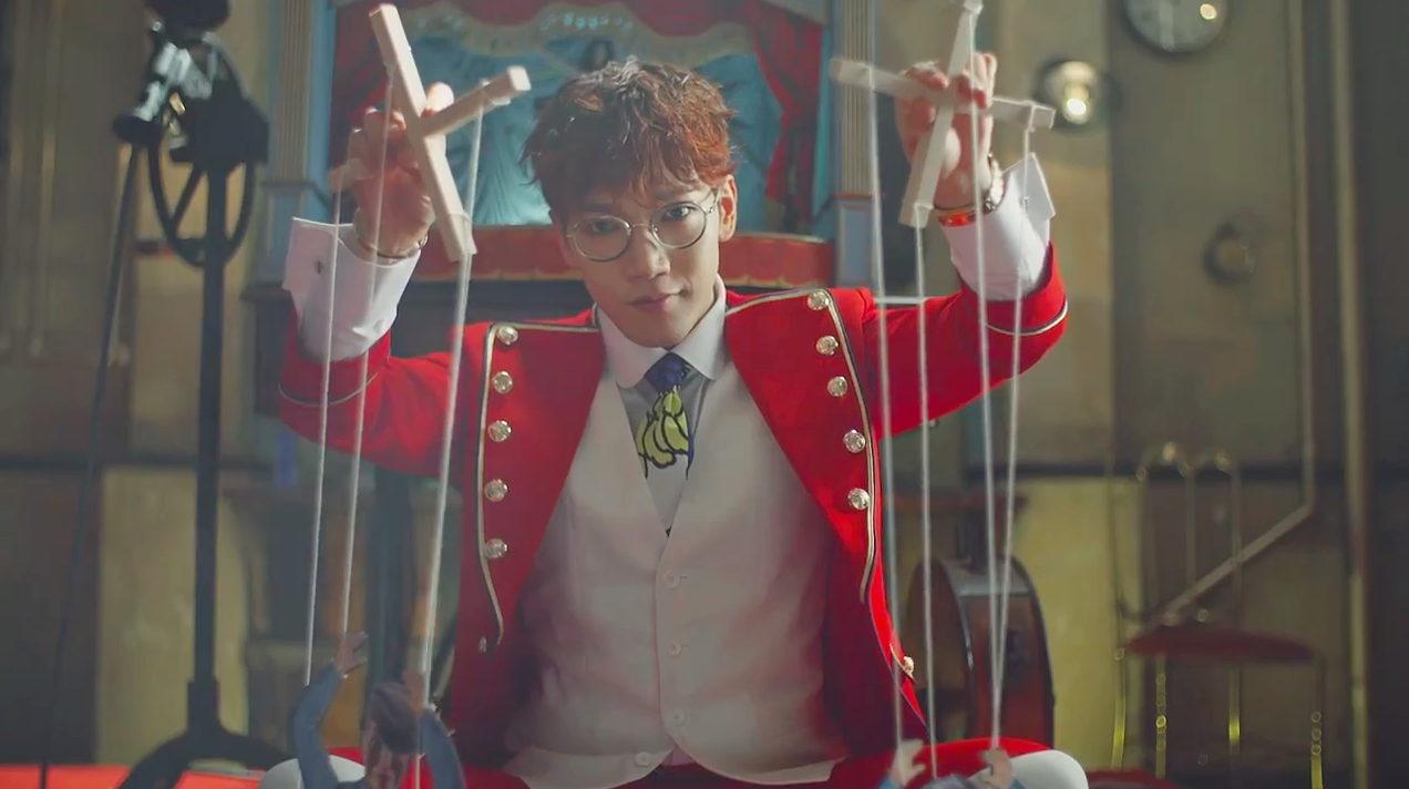 "2PM's Jun.K Drops Korean ""Love Letter"" MV"