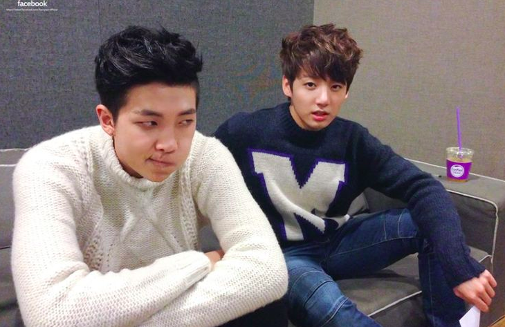 """BTS's Jungkook and Rap Monster Share Beautiful Cover of Troye Sivan's """"Fools"""""""