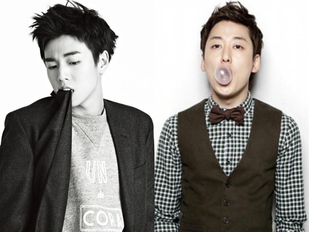 Update: Actor Lee Hyun Woo Announces Surprise Singing Debut With Geeks's Louie, Teaser Released