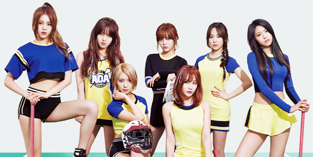 AOA Shares Plans for New Album in 2016 and AOA Black Comeback