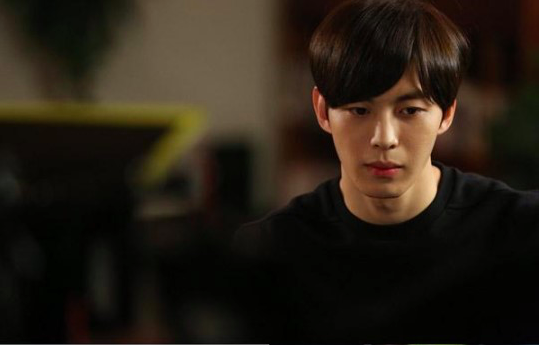 "New Still Cuts of VIXX's Hongbin in ""Moorim School"" Released"