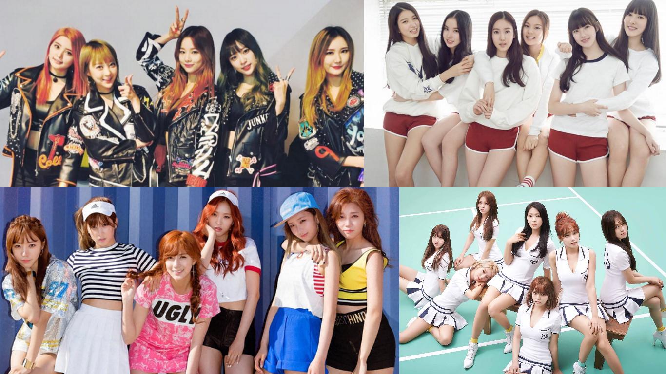 Has The K Pop Girl Group Scene Undergone A Silent Revolution Soompi