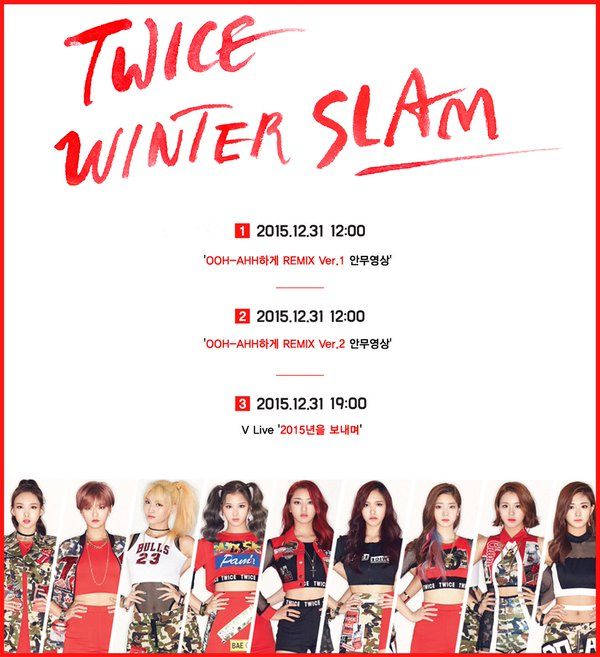 """TWICE Releases 2 Remix Versions of """"Like OOH-AHH"""""""