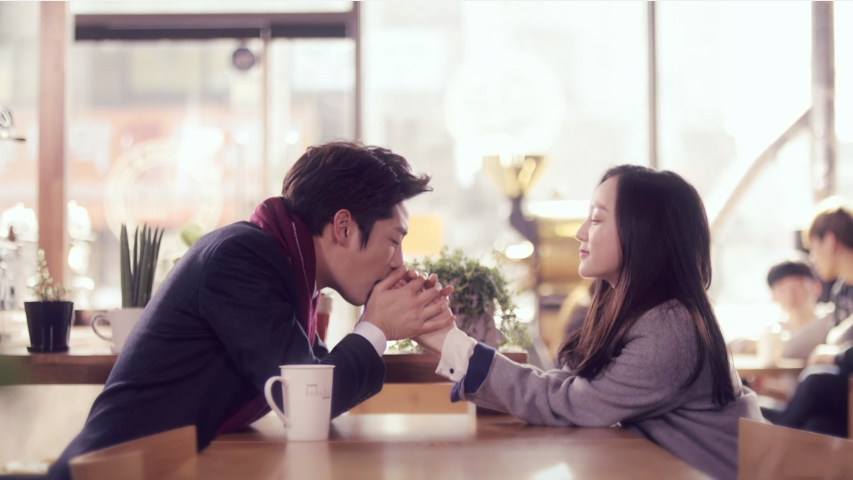 """K.Will and Davichi Release MV Teaser for """"You Call It Love"""""""