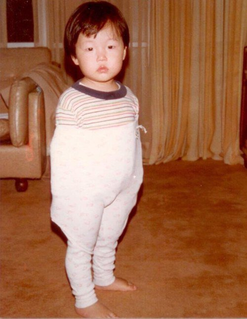 PSY Shares Adorable Baby Photo in Honor of His Birthday