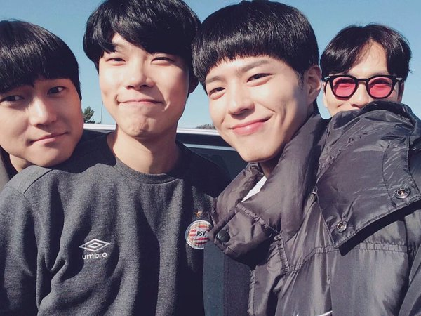 "The 4 Male Actors Who Make ""Reply 1988"" Shine"