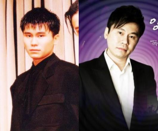 yang hyun suk then and now