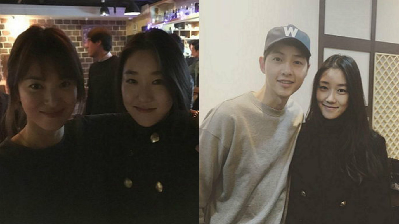 "Cast and Crew of ""Descendants of the Sun"" Share Photos from the Wrap Party"