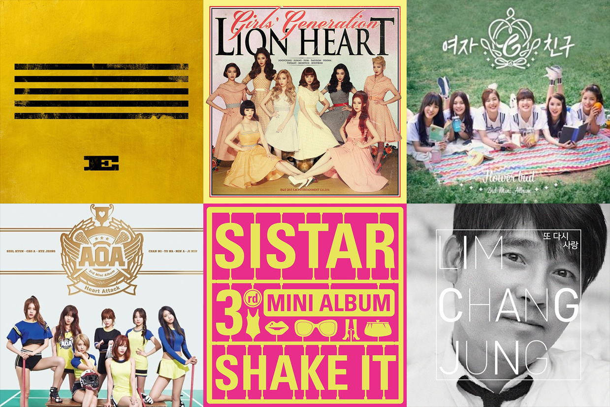 Weekly Music Chart 2015 Top 50 Songs