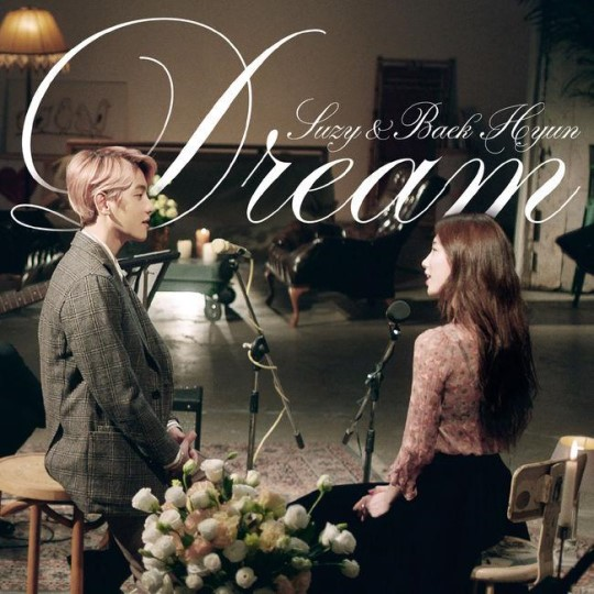 EXO's Baekhyun and miss A's Suzy to Release a Duet Track