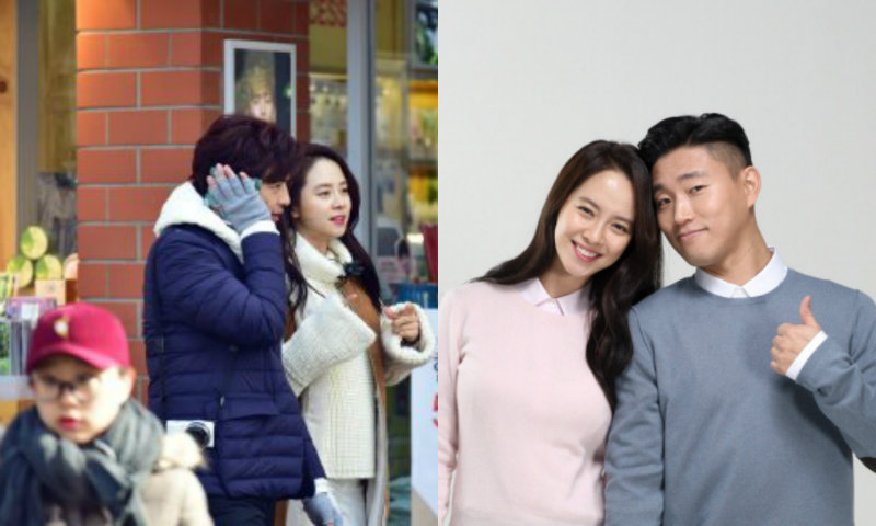 Song Ji Hyo Is Asked To Choose Between Gary And Bolin Chen