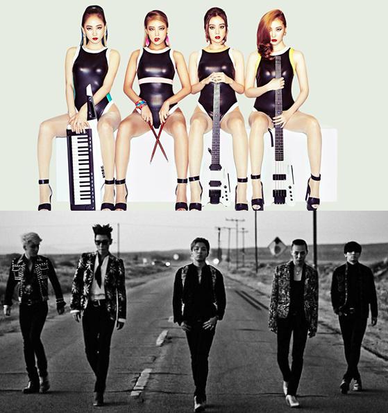 Billboard Names its Top K-Pop Picks of 2015