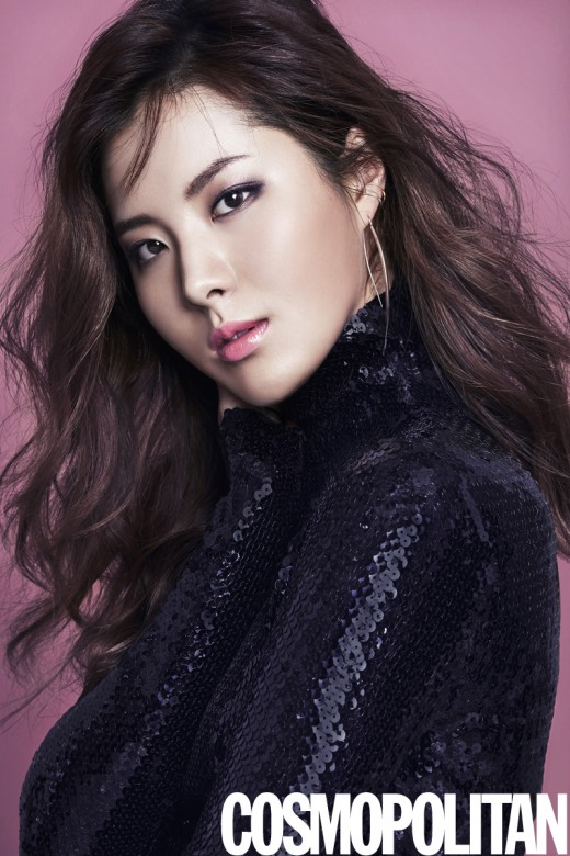 Lim Kim Shares the Secret Behind Her Figure
