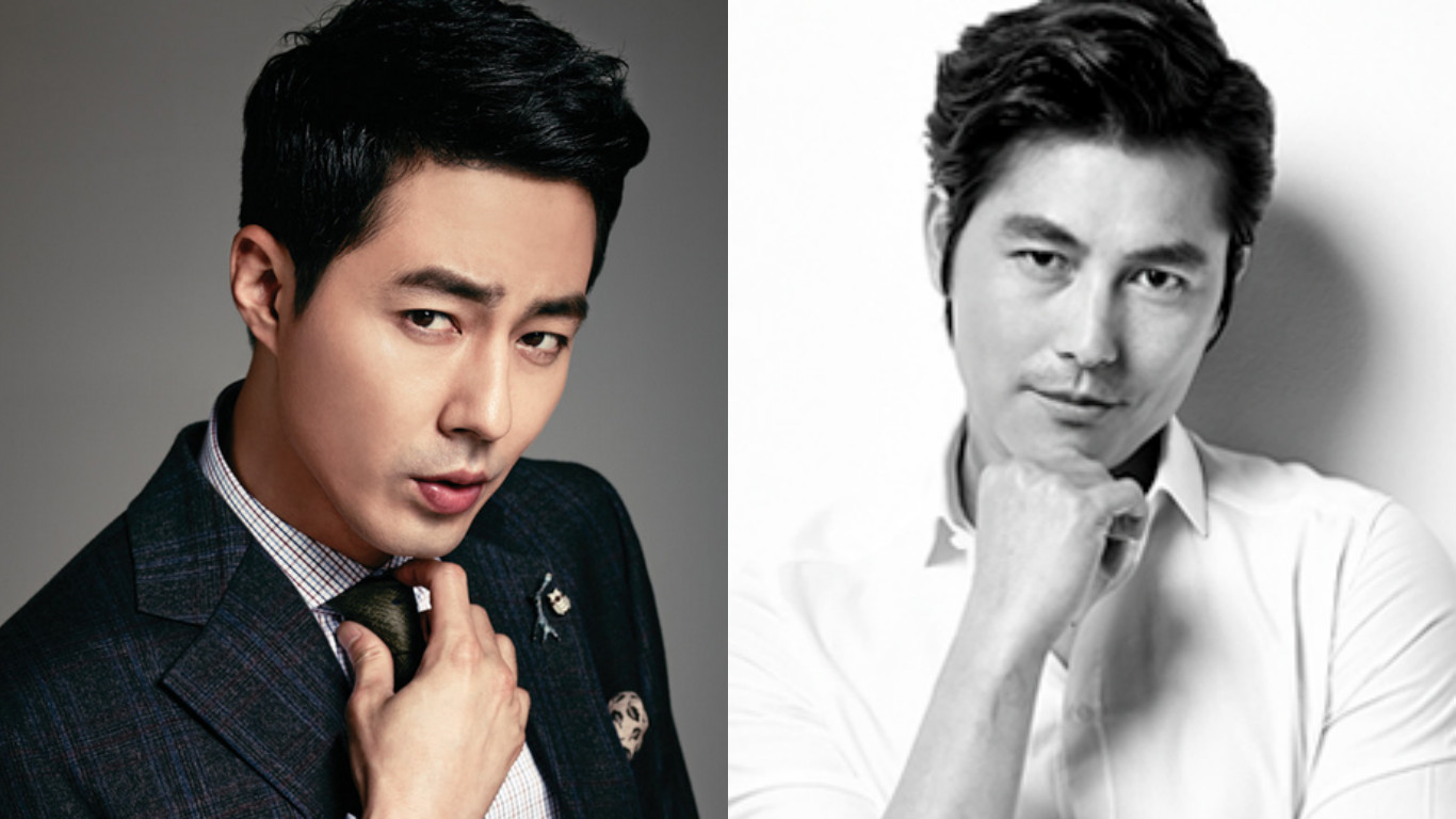 Jo In Sung And Jung Woo Sung Confirmed To Star In Movie