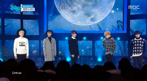 """Watch: """"Music Core"""" 1.2.16: BTS, Lovelyz, UP10TION, and More"""