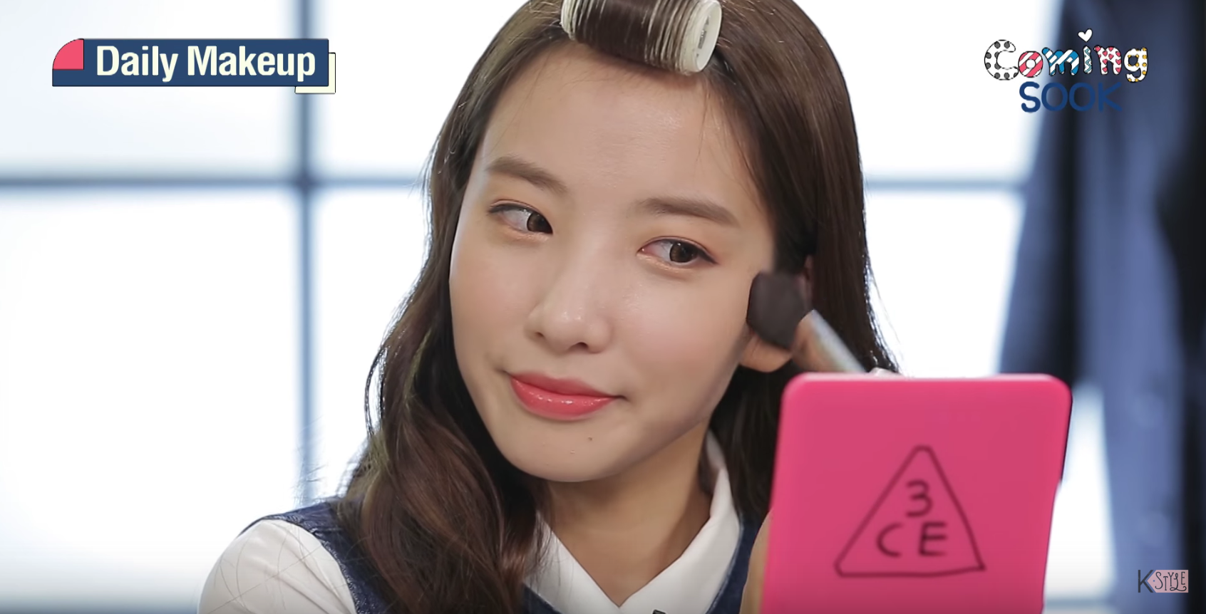 Rainbow's Jisook Teaches You How to Do Makeup Like a K-pop Idol