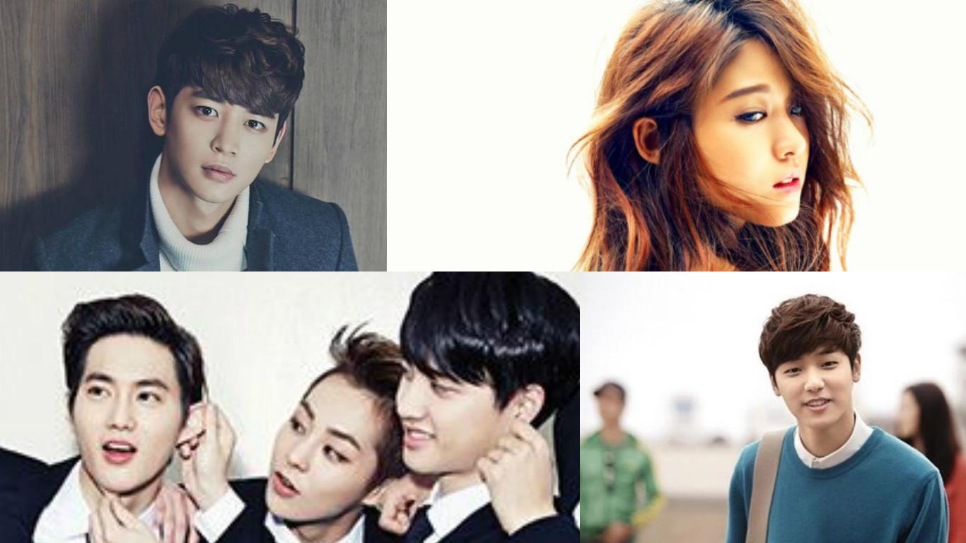 Kpop-Stars von 2016