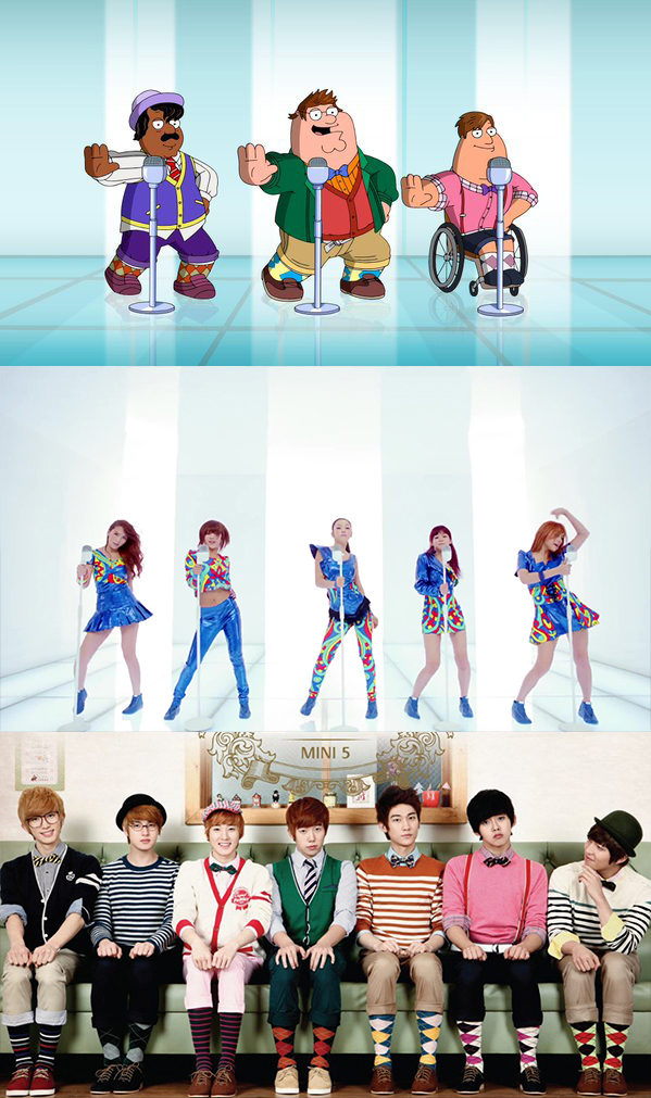 kara ukiss  family guy