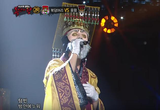 "Rookie Idol Impresses Judges on ""King of Mask Singer"""