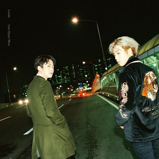 """Lee Hyun Woo and Louie Drop Collaboration Single """"Your Face"""""""