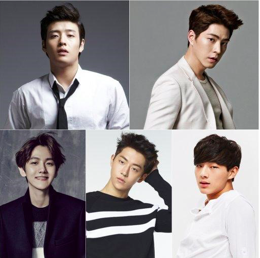 "Kang Ha Neul, Hong Jong Hyun, EXO's Baekhyun, Nam Joo Hyuk, and Ji Soo Confirmed for ""Moon Lovers"""