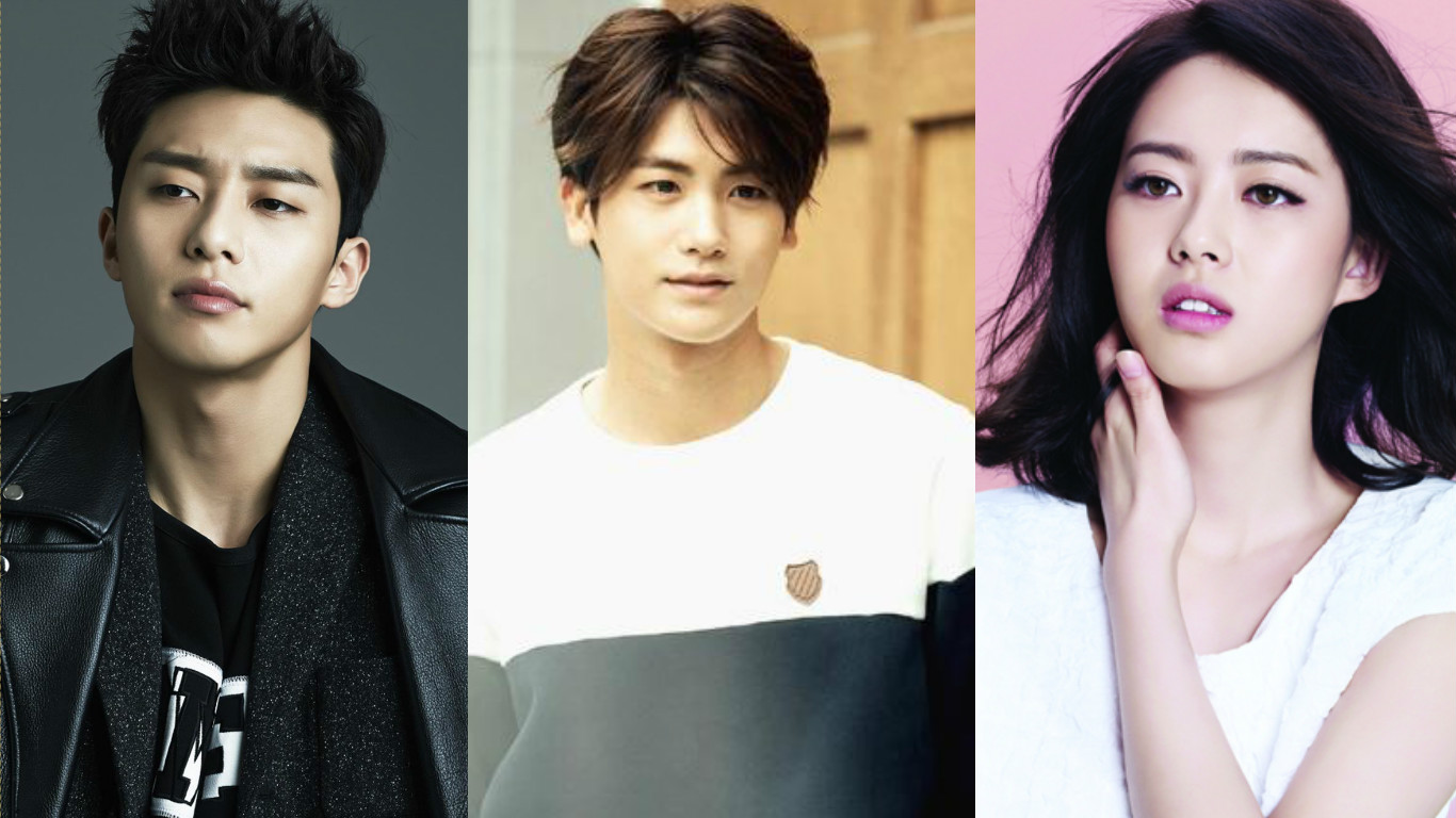 Park Seo Joon, Park Hyung Sik, and Go Ara to Star in Historical Drama Together