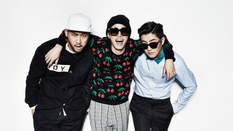 Epik High Celebrates 13th Debut Anniversary