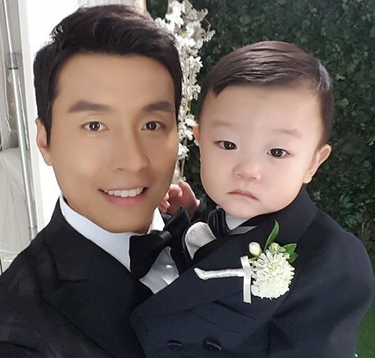 Daebak Makes Everyone Swoon in a Tuxedo