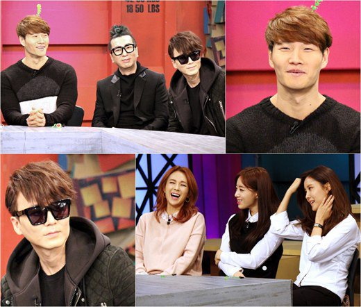 """Kim Jong Kook Reveals His Star Treatment in China on """"Happy Together"""""""