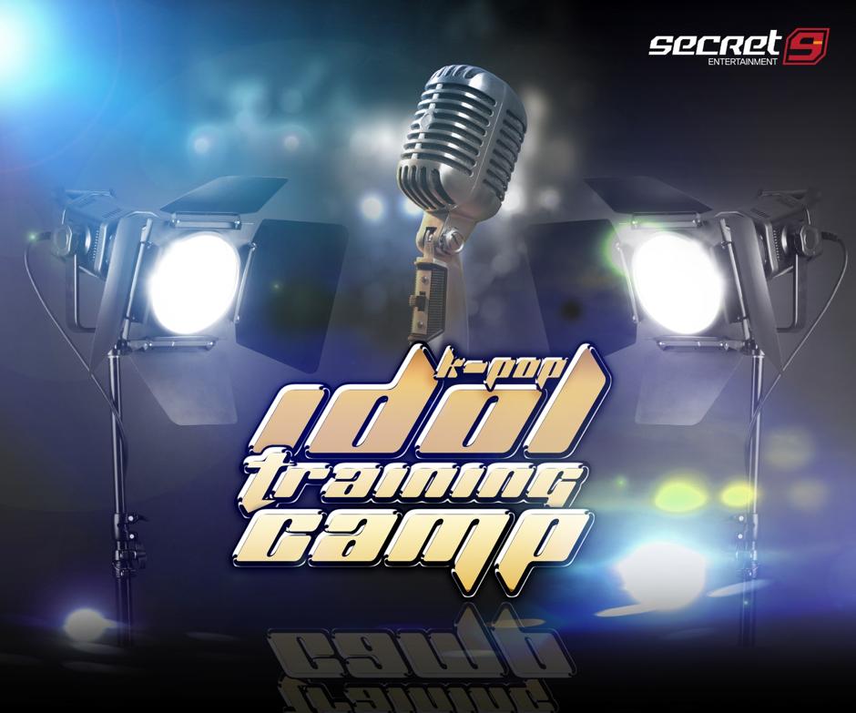 secret9 kpop camp banner