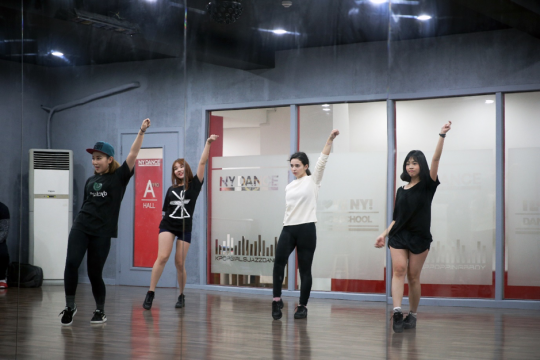 secret9 dance