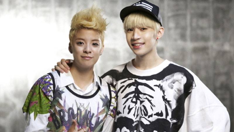 Henry Playfully Accuses f(x)'s Amber of Cheating on Him