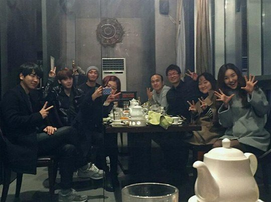 """Pinocchio"" Cast Meets for Warm Reunion"