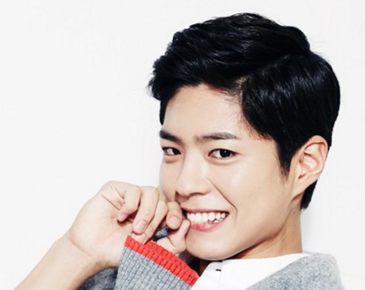 Snapshot of Park Bo Gum From His High School Days Surfaces Online