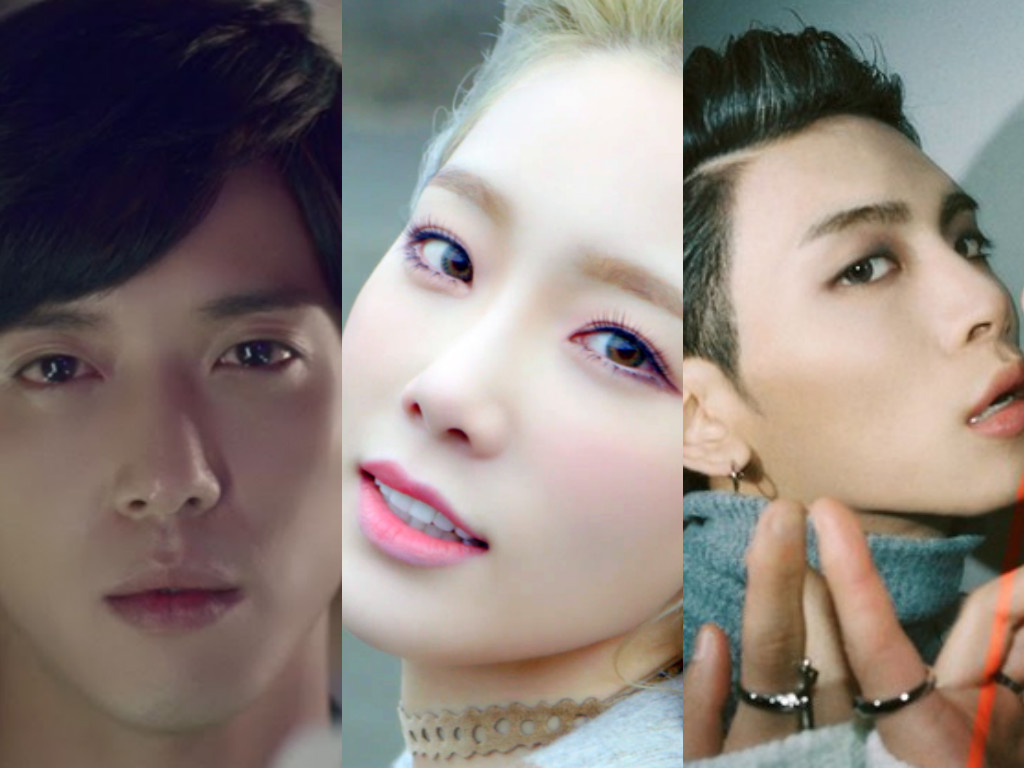 2015 Solo Singer Album Sales Rankings Revealed