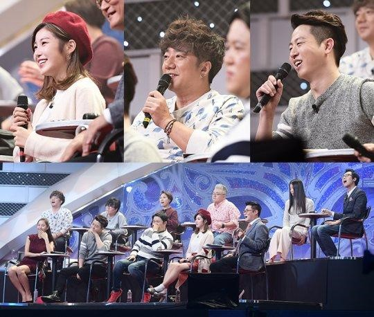 "3 New Celebrities Join Judges' Panel on ""King of Mask Singer"""