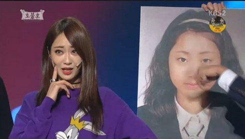 Kyungri of 9MUSES Confidently Says She Didn't Get Plastic Surgery