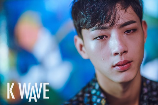 Ji Soo Matures Into a Dark and Mysterious Man for New Pictorial