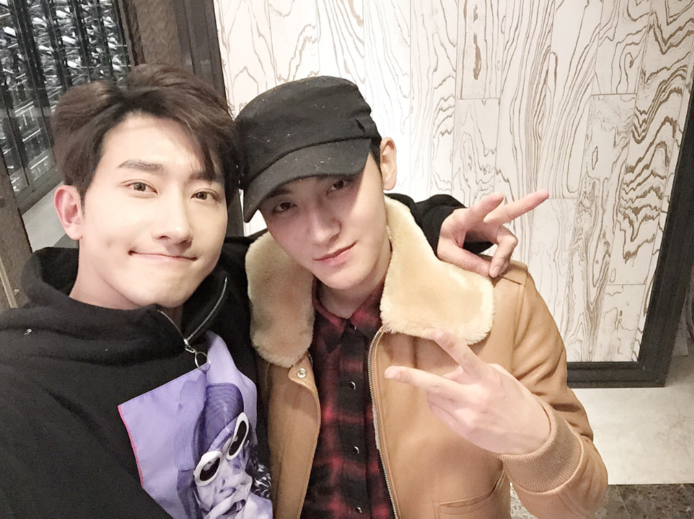 Zhoumi Reunites With Tao