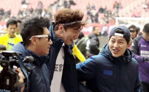 """""""Running Man"""" PD Says Song Joong Ki Will Return to Guest Again After His Injury Heals"""