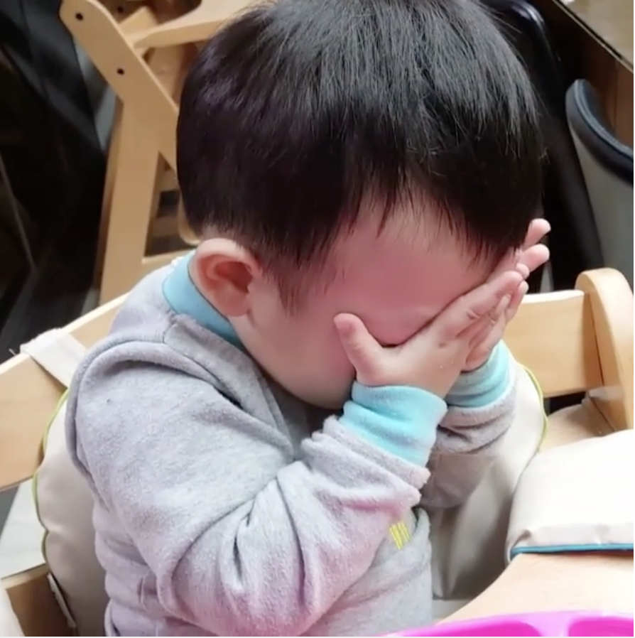 Daebak Is the Cutest While Playing Hide-and-Seek